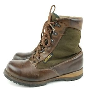 CABELAS 8 M Brown Hunting Gore-Tex Boots EI05
